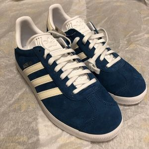 Adidas Gazelle Womens 7.5 Brand New w Box
